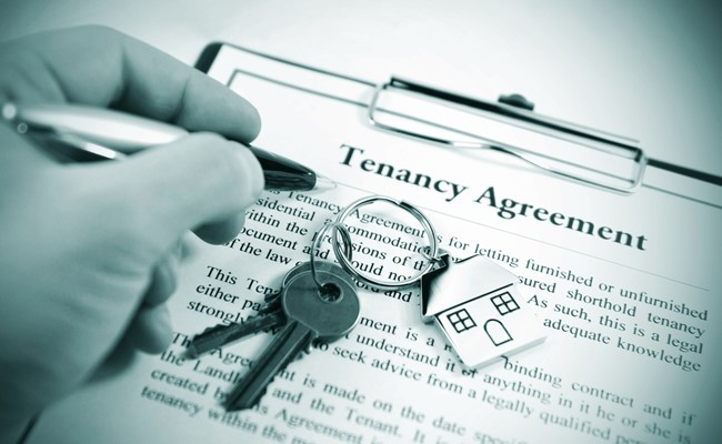 woodlands texas residential lease agreement