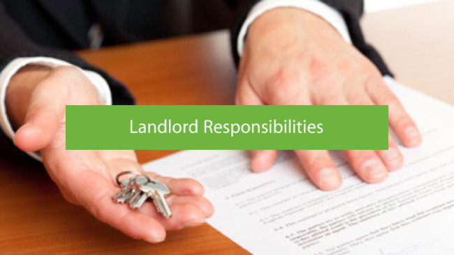 katy texas landlord responsibilities